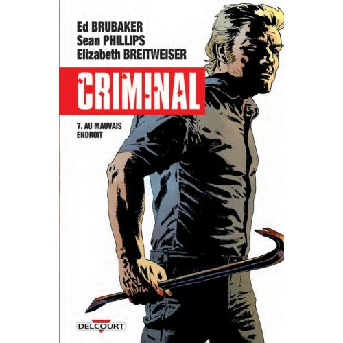 Criminal Tome 7 (VF)