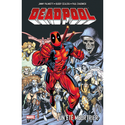 DEADPOOL TOME 6 (VF)