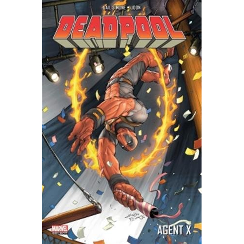 DEADPOOL TOME 8 : Agent X (VF)