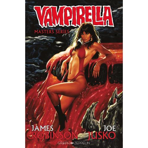 Vampirella par James Robinson Master Series
