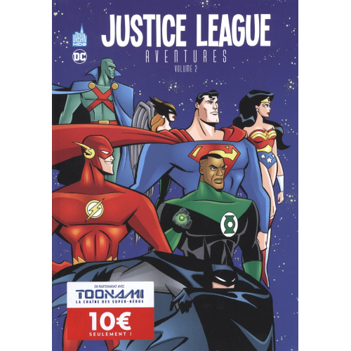 Justice League Aventures Tome 2 (VF)