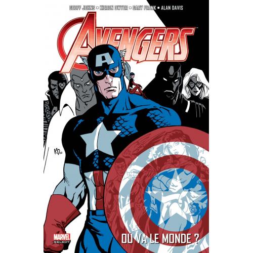 Avengers par Geoff Johns Tome 1 (VF)