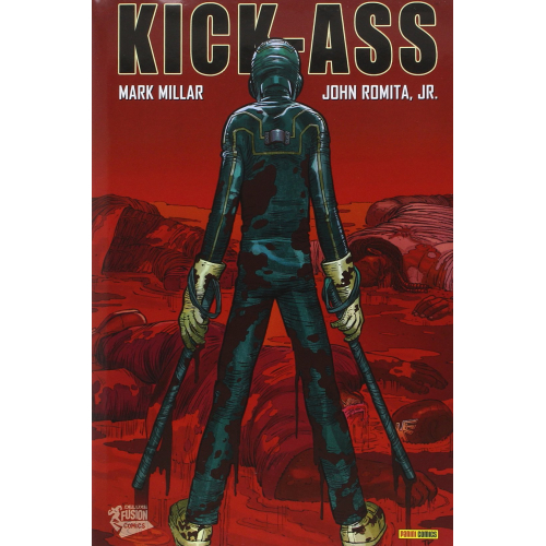 Kick Ass Deluxe Tome 1 (VF)