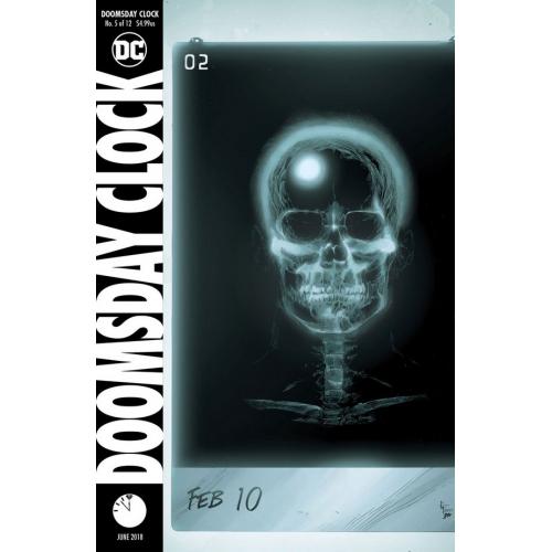 DOOMSDAY CLOCK 5 Cover A (VO)