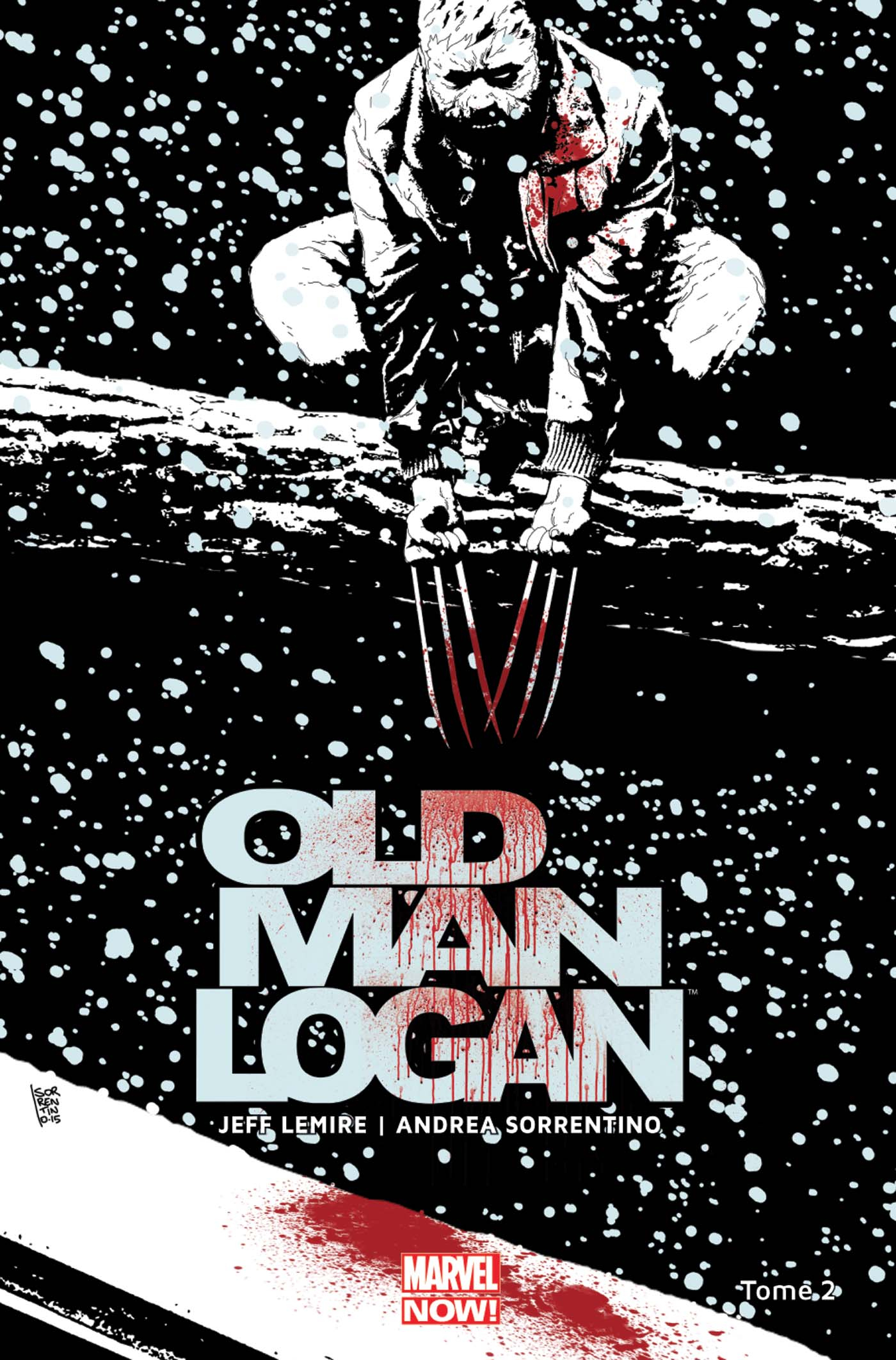 Old Man Logan - All New All Different Tome 2 (VF)