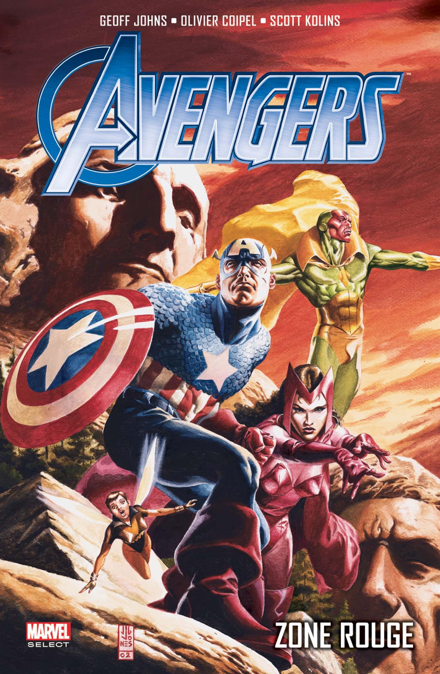 Avengers par Geoff Johns Tome 2 (VF)