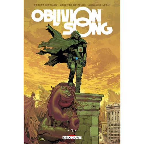 Oblivion Song Tome 1 (VF)