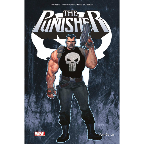 PUNISHER YEAR ONE (VF)