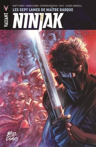 Ninjak Tome 5 (VF)