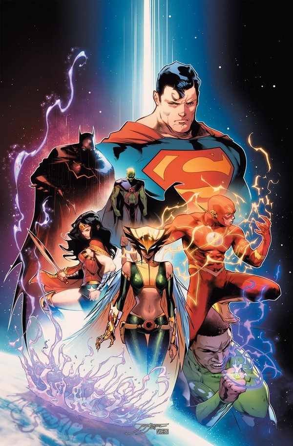 JUSTICE LEAGUE 1 (VO) Scott Snyder - Jim Cheung