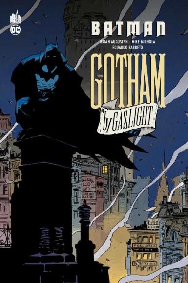Batman Gotham by Gaslight + DVD (VF) Mike Mignola