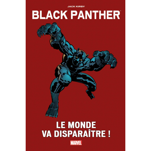 Black Panther par Jack Kirby (VF)