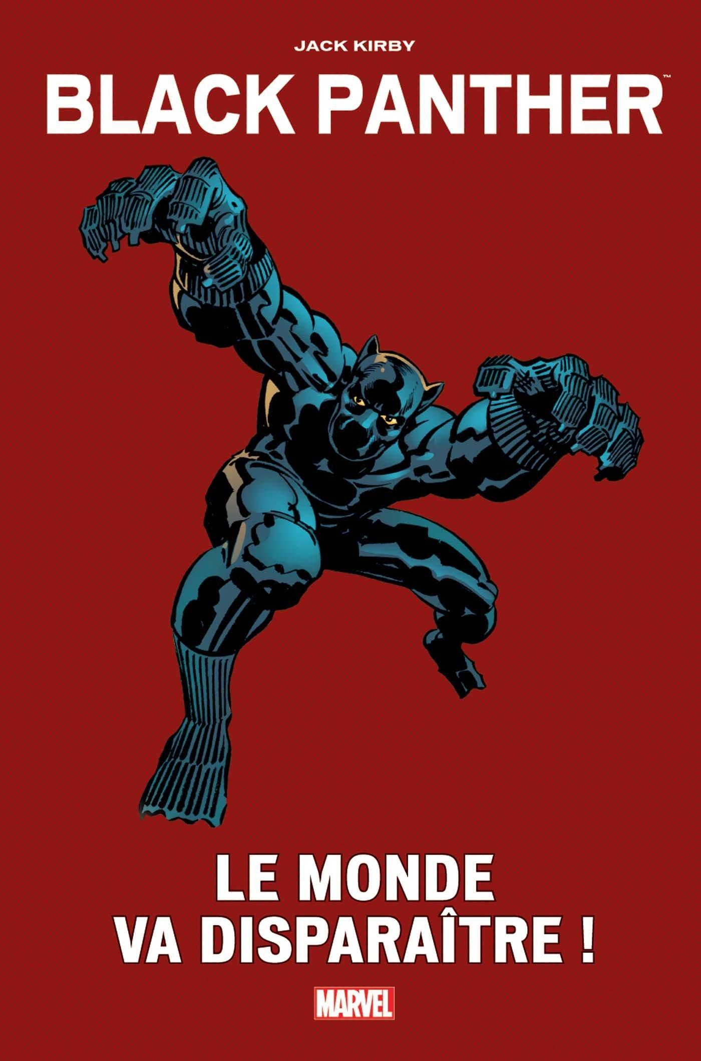 Black Panther par Jack Kirby (VF)