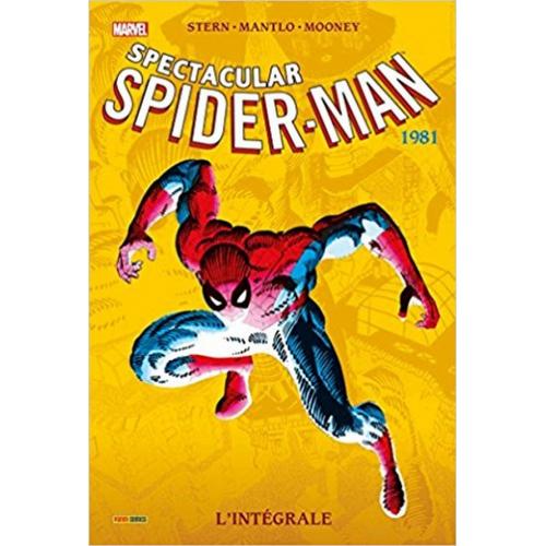 Spectacular Spider-Man intégrale T27 1981 (VF)