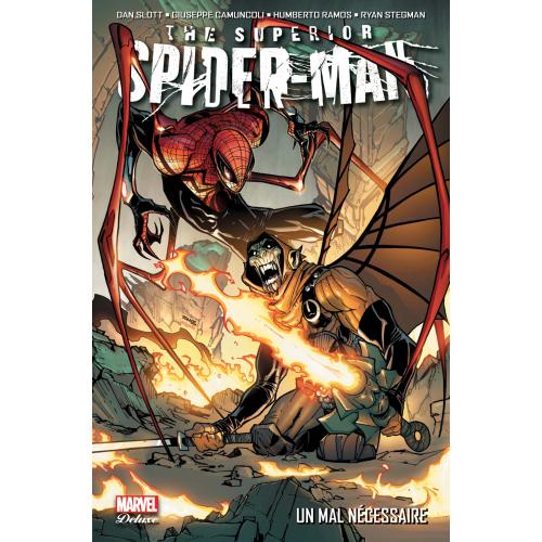 Superior Spider-Man Tome 2 Edition Deluxe (VF)