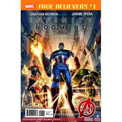 Infinity Incoming 1 (VO)