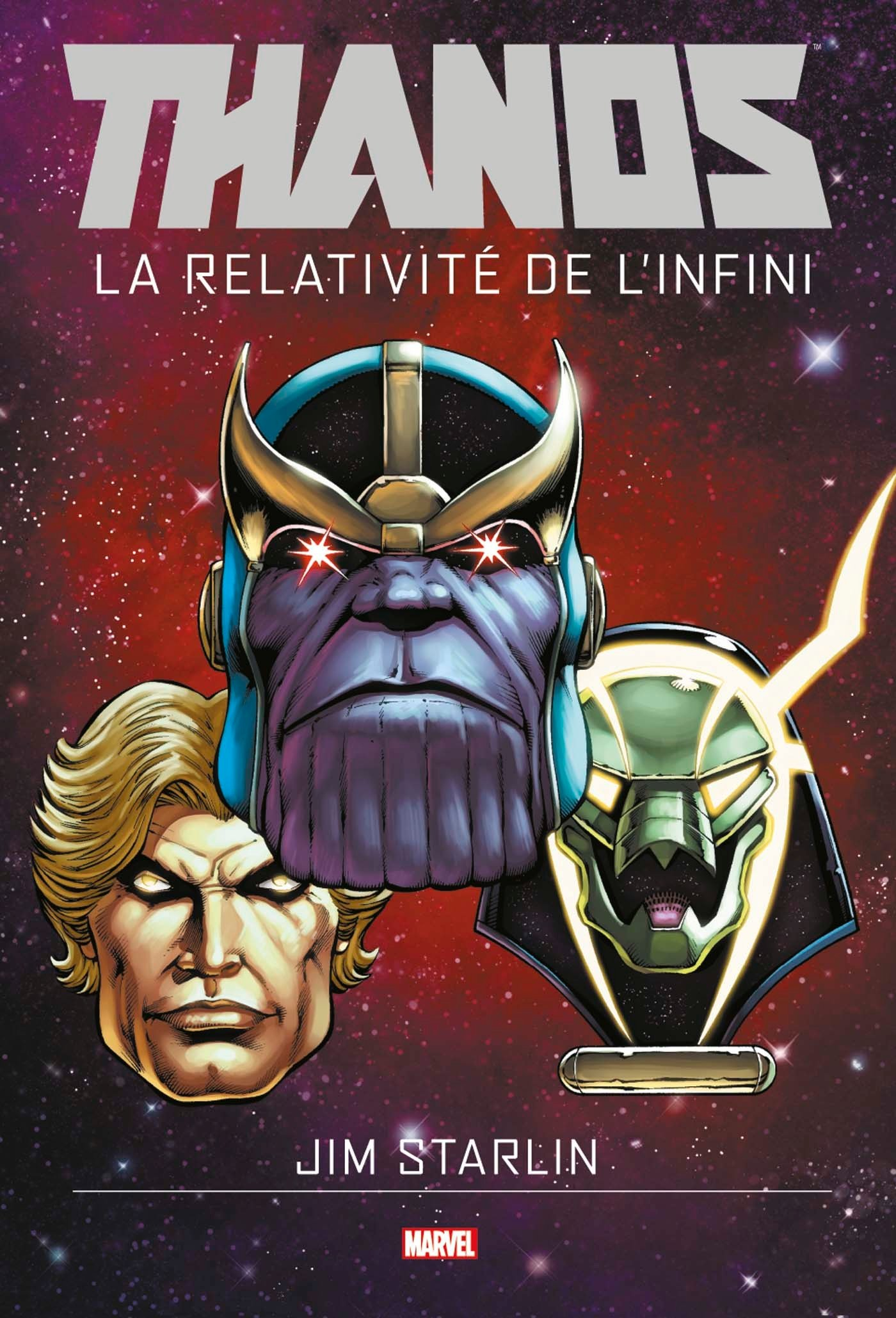 Thanos : La relativité de l'infini (VF)