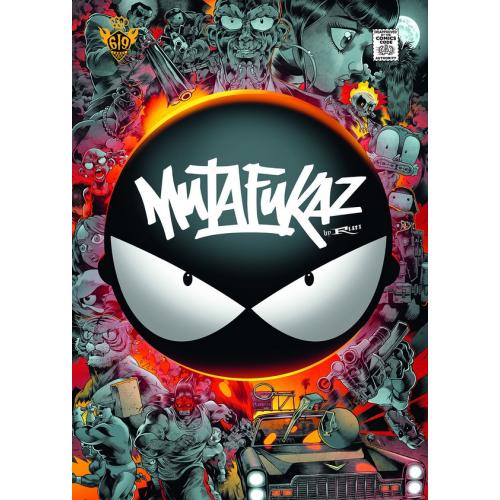 Mutafukaz Intégrale (VF)