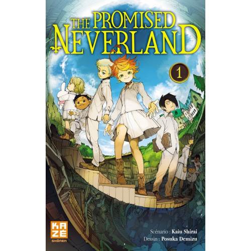 The promised Neverland Tome1 (VF)