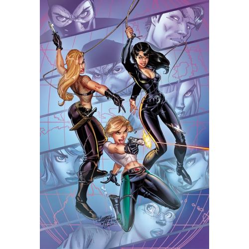 J. Scott Campbell's Danger Girl Gallery Edition