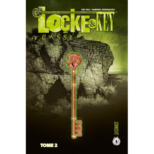 Locke & Key Tome 2 - Casse tête (NED) (VF)