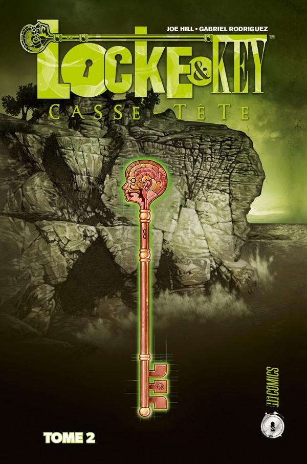 Locke & Key Tome 2 - Casse tête (NED) (VF)