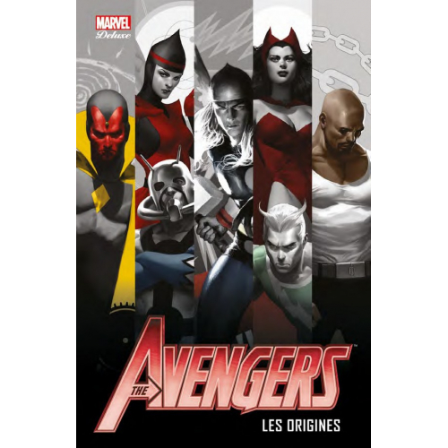 The Avengers - Les Origines (VF)