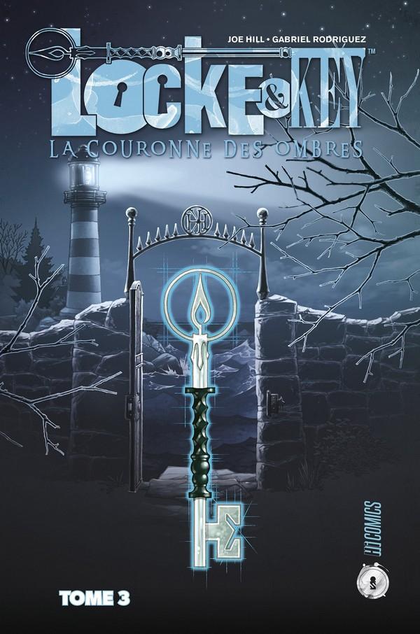 Locke & Key Tome 3 - La couronne des ombres (NED) (VF)
