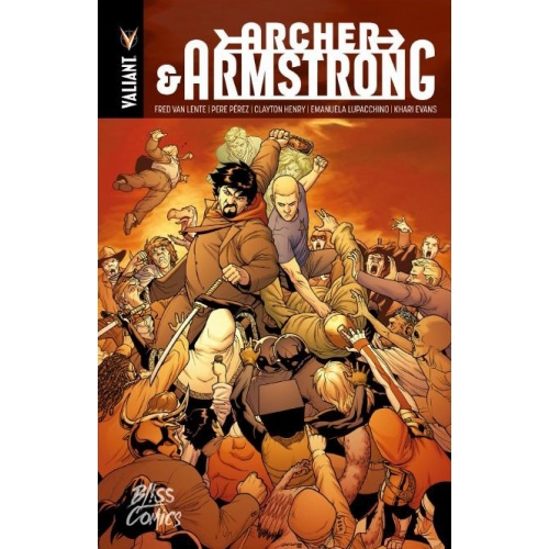 Archer & Armstrong intégrale (VF) NOUVELLE EDITION
