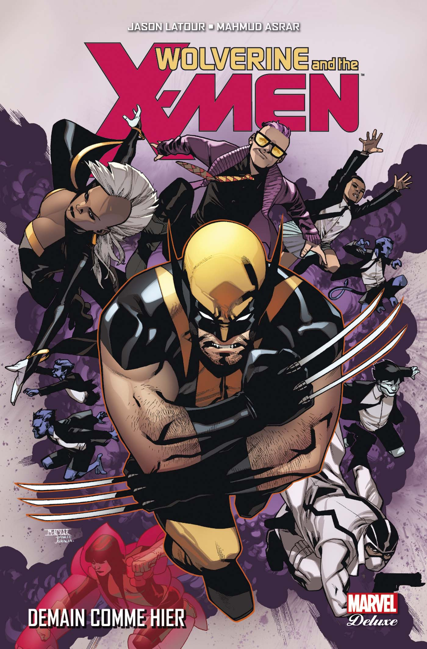 Wolverine et les X-Men Tome 5 (VF)