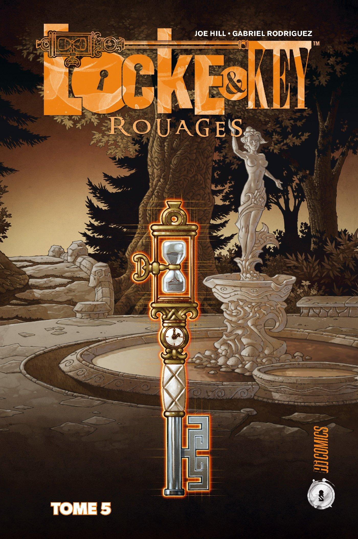 Locke & Key Tome 5 : Rouages (NED) (VF)