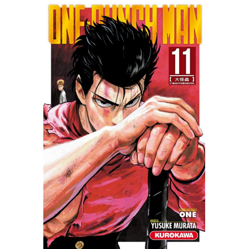 One Punch Man Tome 11 (VF)