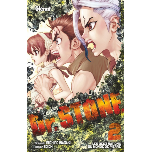 Dr Stone Tome 2 (VF)