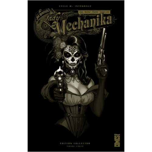 Lady Mechanika Edition Collector intégrale – Cycle 3 (VF)