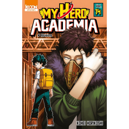 My Hero Academia Tome 14 (VF)