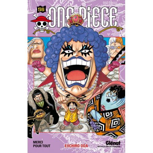 One Piece Édition Originale Volume 56 (VF)