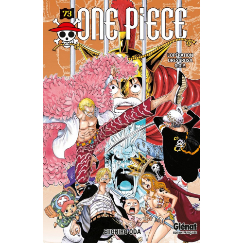 One Piece Édition Originale Volume 73 (VF)