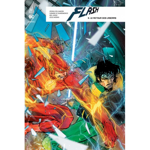 Flash Rebirth Tome 3 (VF)