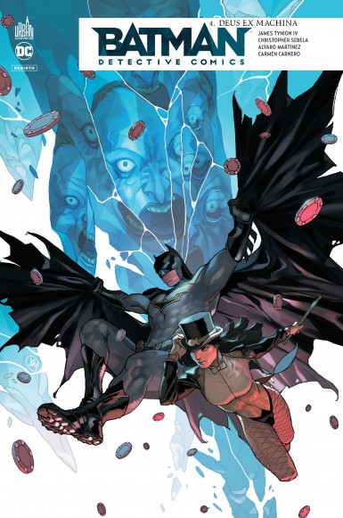 Batman Detective Comics Tome 4 (VF)