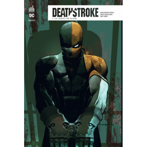Deathstroke Rebirth Tome 2 (VF)