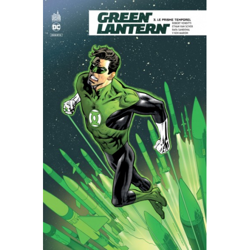 Green Lantern Rebirth Tome 3 (VF)