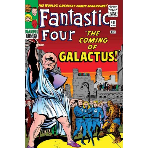 FANTASTIC FOUR COMING OF GALACTUS 1 (VO)