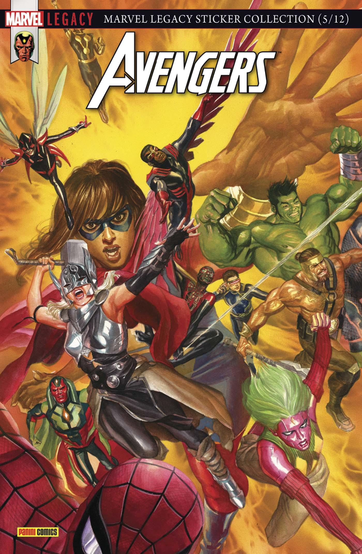 Marvel Legacy Avengers n°2 (VF)