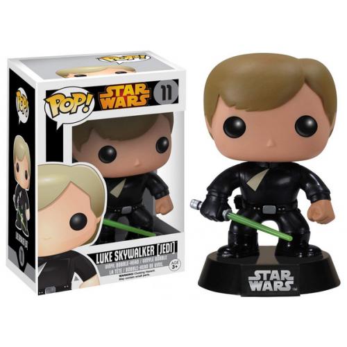FUNKO POP Star Wars Luke Skywalker Jedi 11