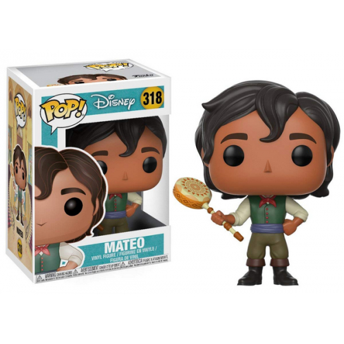 FUNKO POP Disney Mateo 318