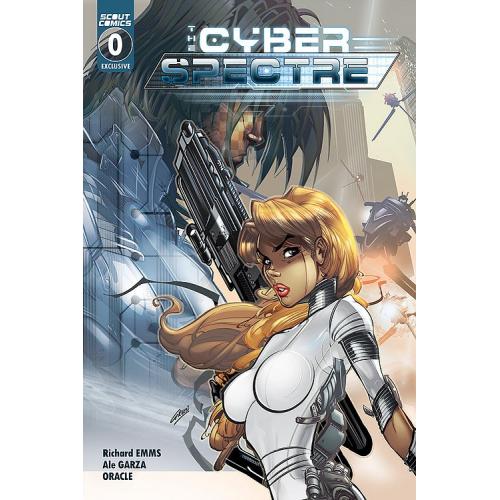 CYBER SPECTRE 0 (VO) Ale Garza (RARE)