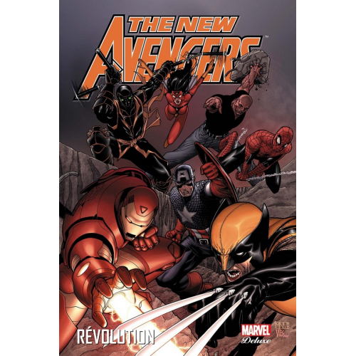 New Avengers Tome 3 (VF)