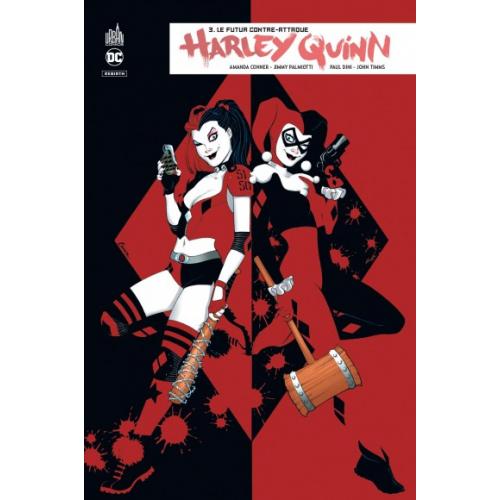 Harley Quinn Rebirth Tome 3 (VF)