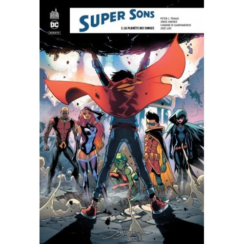 Super Sons Tome 2 (VF)
