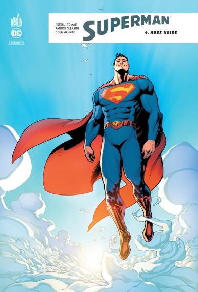 Superman Rebirth Tome 4 (VF)
